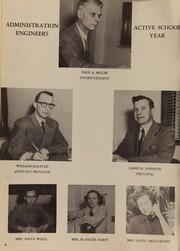 Page 12, 1951 Edition, Minot High School - Searchlight Yearbook (Minot, ND) online yearbook collection