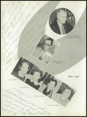 Page 10, 1954 Edition, Minot High School - Searchlight Yearbook (Minot, ND) online yearbook collection