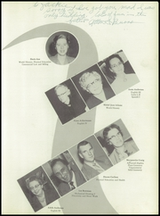 Page 11, 1954 Edition, Minot High School - Searchlight Yearbook (Minot, ND) online yearbook collection