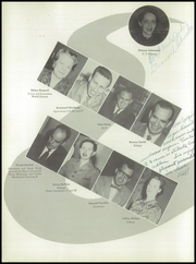 Page 14, 1954 Edition, Minot High School - Searchlight Yearbook (Minot, ND) online yearbook collection