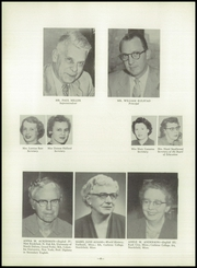 Page 12, 1955 Edition, Minot High School - Searchlight Yearbook (Minot, ND) online yearbook collection