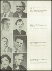 Page 14, 1955 Edition, Minot High School - Searchlight Yearbook (Minot, ND) online yearbook collection