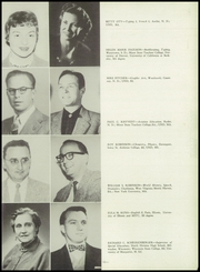 Page 15, 1955 Edition, Minot High School - Searchlight Yearbook (Minot, ND) online yearbook collection