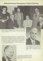Page 11, 1957 Edition, Minot High School - Searchlight Yearbook (Minot, ND) online yearbook collection