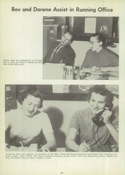 Page 12, 1957 Edition, Minot High School - Searchlight Yearbook (Minot, ND) online yearbook collection