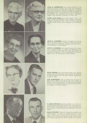 Page 13, 1957 Edition, Minot High School - Searchlight Yearbook (Minot, ND) online yearbook collection