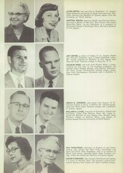 Page 15, 1957 Edition, Minot High School - Searchlight Yearbook (Minot, ND) online yearbook collection