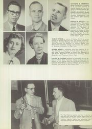 Page 17, 1957 Edition, Minot High School - Searchlight Yearbook (Minot, ND) online yearbook collection