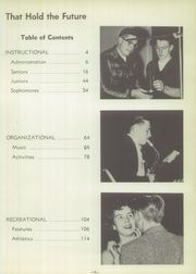 Page 7, 1957 Edition, Minot High School - Searchlight Yearbook (Minot, ND) online yearbook collection