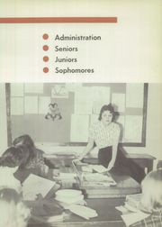 Page 9, 1957 Edition, Minot High School - Searchlight Yearbook (Minot, ND) online yearbook collection