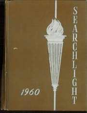 1960 Edition, Minot High School - Searchlight Yearbook (Minot, ND)