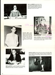 Page 12, 1960 Edition, Minot High School - Searchlight Yearbook (Minot, ND) online yearbook collection