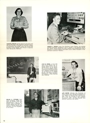Page 14, 1960 Edition, Minot High School - Searchlight Yearbook (Minot, ND) online yearbook collection