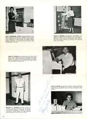 Page 16, 1960 Edition, Minot High School - Searchlight Yearbook (Minot, ND) online yearbook collection