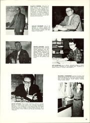 Page 17, 1960 Edition, Minot High School - Searchlight Yearbook (Minot, ND) online yearbook collection