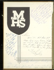 Page 2, 1960 Edition, Minot High School - Searchlight Yearbook (Minot, ND) online yearbook collection