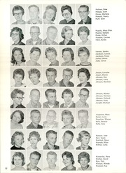 Page 36, 1960 Edition, Minot High School - Searchlight Yearbook (Minot, ND) online yearbook collection