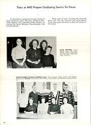Page 44, 1960 Edition, Minot High School - Searchlight Yearbook (Minot, ND) online yearbook collection
