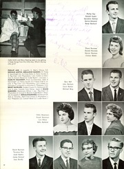 Page 46, 1960 Edition, Minot High School - Searchlight Yearbook (Minot, ND) online yearbook collection