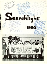 Page 5, 1960 Edition, Minot High School - Searchlight Yearbook (Minot, ND) online yearbook collection