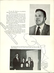 Page 7, 1960 Edition, Minot High School - Searchlight Yearbook (Minot, ND) online yearbook collection