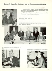 Page 9, 1960 Edition, Minot High School - Searchlight Yearbook (Minot, ND) online yearbook collection