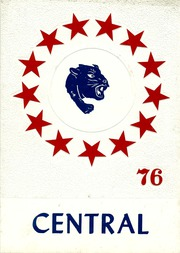 Page 1, 1976 Edition, Burke Central High School - Panther Yearbook (Lignite, ND) online yearbook collection