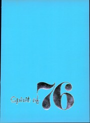 Page 3, 1976 Edition, Burke Central High School - Panther Yearbook (Lignite, ND) online yearbook collection