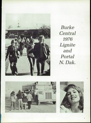 Page 5, 1976 Edition, Burke Central High School - Panther Yearbook (Lignite, ND) online yearbook collection