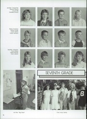 Page 14, 1988 Edition, Burke Central High School - Panther Yearbook (Lignite, ND) online yearbook collection