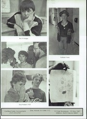 Page 17, 1988 Edition, Burke Central High School - Panther Yearbook (Lignite, ND) online yearbook collection