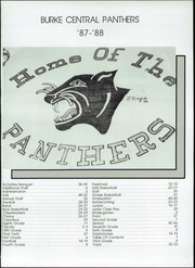 Page 5, 1988 Edition, Burke Central High School - Panther Yearbook (Lignite, ND) online yearbook collection