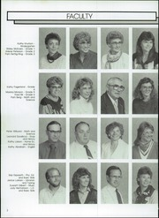 Page 6, 1988 Edition, Burke Central High School - Panther Yearbook (Lignite, ND) online yearbook collection