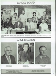 Page 9, 1988 Edition, Burke Central High School - Panther Yearbook (Lignite, ND) online yearbook collection