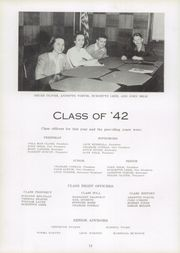 Page 16, 1942 Edition, Bismarck High School - Prairie Breezes Yearbook (Bismarck, ND) online yearbook collection