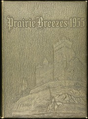 1955 Edition, Bismarck High School - Prairie Breezes Yearbook (Bismarck, ND)