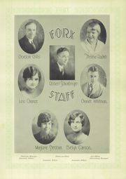 Page 7, 1929 Edition, Central High School - Forx Yearbook (Grand Forks, ND) online yearbook collection