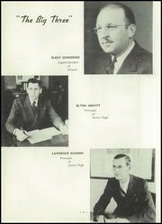 Page 10, 1946 Edition, Central High School - Forx Yearbook (Grand Forks, ND) online yearbook collection