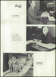 Page 13, 1946 Edition, Central High School - Forx Yearbook (Grand Forks, ND) online yearbook collection