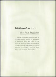 Page 5, 1946 Edition, Central High School - Forx Yearbook (Grand Forks, ND) online yearbook collection