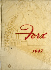 Page 1, 1947 Edition, Central High School - Forx Yearbook (Grand Forks, ND) online yearbook collection