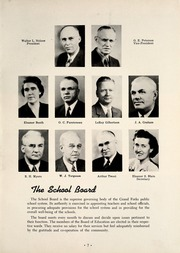 Page 11, 1947 Edition, Central High School - Forx Yearbook (Grand Forks, ND) online yearbook collection