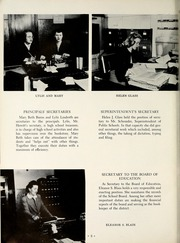 Page 12, 1947 Edition, Central High School - Forx Yearbook (Grand Forks, ND) online yearbook collection
