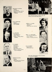 Page 17, 1947 Edition, Central High School - Forx Yearbook (Grand Forks, ND) online yearbook collection