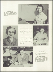 Page 13, 1955 Edition, Central High School - Forx Yearbook (Grand Forks, ND) online yearbook collection