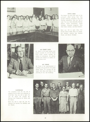 Page 14, 1955 Edition, Central High School - Forx Yearbook (Grand Forks, ND) online yearbook collection