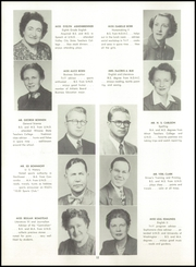 Page 16, 1955 Edition, Central High School - Forx Yearbook (Grand Forks, ND) online yearbook collection
