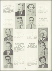 Page 17, 1955 Edition, Central High School - Forx Yearbook (Grand Forks, ND) online yearbook collection