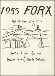 Page 5, 1955 Edition, Central High School - Forx Yearbook (Grand Forks, ND) online yearbook collection
