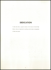 Page 6, 1955 Edition, Central High School - Forx Yearbook (Grand Forks, ND) online yearbook collection